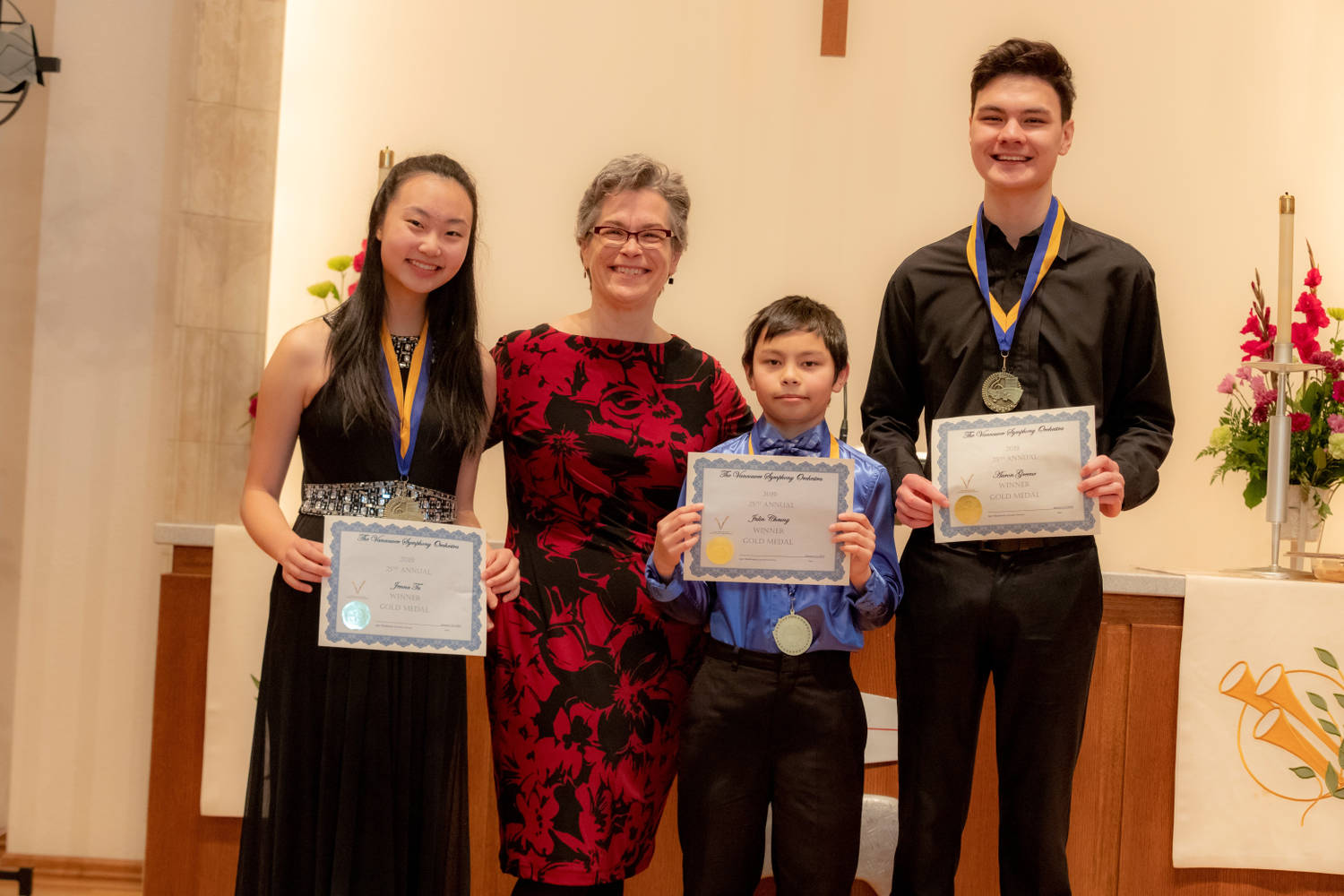 THE VANCOUVER SYMPHONY ORCHESTRA SUBSTANTIALLY INCREASES ITS 26TH ANNUAL YOUNG ARTISTS COMPETITION PRIZES