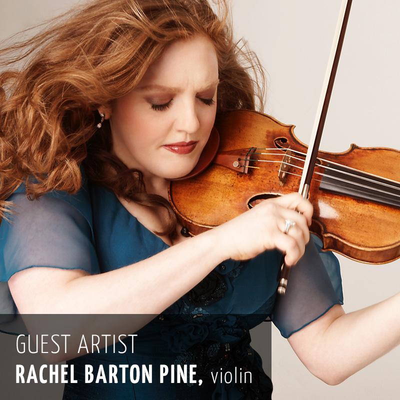 Guest Artist: Rachel Barton Pine