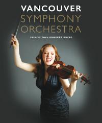 Vancouver Symphony Orchestra Winter 2021-22 Program Guide